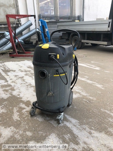 Kärcher 611 Eco Teichschlammsauger - Kaisers Mietgeräte